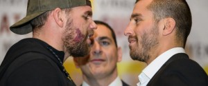 BILLY JOE SAUNDERS AND DAVID LEMIEUX FINAL PRESS CONFERENCE & WEIGH-IN VIDEO