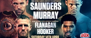 REAL COMBAT MEDIA UK: Billy Joe Saunders defends his WBO World Title Against Martin Murray