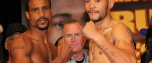 Andre Dirrell Talks Working with New Trainer Virgil Hunter For Jose Uzcategui