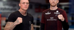 CALLUM SMITH vs. NIEKY HOLZKEN WBSS Semifinals finale Super Middleweights in Germany
