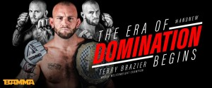 REAL COMBAT MEDIA UK: BAMMA 34: Lohore Vs. Brazier Results