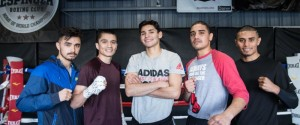 RYAN 'KINGRY' GARCIA AND UNDERCARD NORWALK, CALIF. MEDIA WORKOUT QUOTES, PHOTOS AND VIDEOS