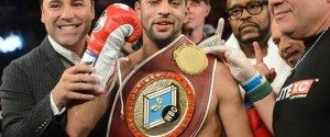 SADAM 'WORLD KID' ALI TO DEFEND WBO JUNIOR MIDDLEWEIGHT WORLD TITLE AGAINST FORMER WORLD CHAMPION LIAM 'BEEFY' SMITH
