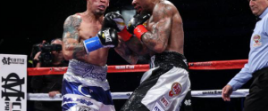 LAMONT ROACH, JR. AND ORLANDO 'EL FENOMENO' CRUZ BATTLE TO A DRAW ON GOLDEN BOY BOXING ON ESPN