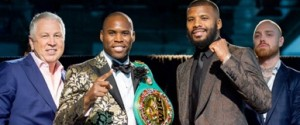 ADONIS STEVENSON & BADOU JACK PRESS CONFERENCE VIDEO