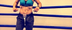 CHRISTINA HAMMER TRAINING CAMP NOTES & CLARESSA SHIELDS TAKES HANNA GABRIELS IN DETROIT ON SHOWTIME