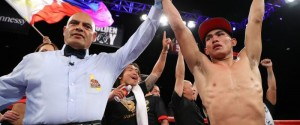 'RUTHLESS' ROMERO DUNO DEFEATS GILBERTO 'FLACO' GONZALEZ IN CLASSIC PHILIPPINES VS. MEXICO BATTLE IN MAIN EVENT OF GOLDEN BOY BOXING ON ESPN