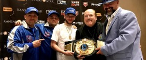 Nico Hernandez captures IBA flyweight World title in 5th professional fight