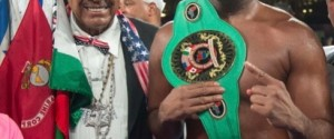 Trevor Bryan Stops BJ Flores To Win The Interim WBA World Heavyweight Title In Arizona