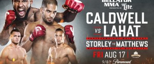 BELLATOR 204: CALDWELL vs. LAHAT WEIGH-IN RESULTS & PHOTOS