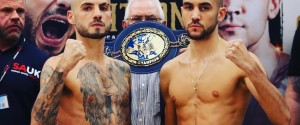 REAL COMBAT MEDIA UK: LEWIS RITSON VS. FRANCESCO PATERA WEIGHTS AND RUNNING ORDER
