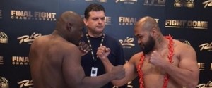 "FFC 32: Graves vs. Seumanutafa"" OFFICIAL WEIGHTS"