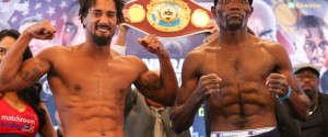 DEMETRIUS ANDRADE VS. WALTER KAUTONDOKWA WBO WEIGH-IN & PRESS CONFERENCE FROM BOSTON