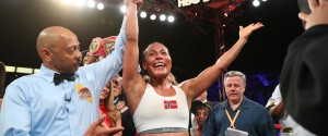 Cecilia Braekhus & Claressa Shields Victorious In the Final HBO Boxing Telecast