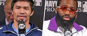 PACQUIAO VS. BRONER FINAL PRESS CONFERENCE VIDEO, UNDERCARD & ADRIEN BRONER – AL BERNSTEIN CONFRONTATION VIDEO