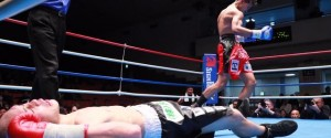 Unknown 15-0 Thai Fighter Apinun Khongsong Scores Incredible Upset in Japan