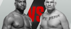 UFC Fight Night on ESPN Debuts With Francis Ngannou vs. Cain Velasquez – Weigh-in Video