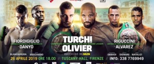 MATCHROOM BOXING ITALY, OPI SINCE 82 AND DAZN HEAD BACK TO FLORENCE ITALY