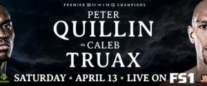 PETER QUILLIN VS. CALEB TRUAX FINAL PRESS CONFERENCE QUOTES, PHOTOS & WEIGHTS