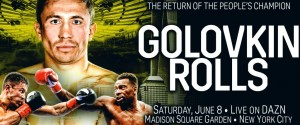 "GENNADY ""GGG"" GOLOVKIN & STEVE ROLLS PRESS CONFERENCE VIDEOS"