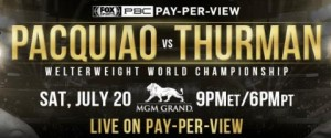MANNY PACQUIAO VS. KEITH THURMAN & CALEB PLANT VS. MIKE LEE LOS ANGELES PRESS CONFERENCE QUOTES, VIDEO &PHOTOS