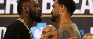 WILDER VS. BREAZEALE FINAL PRESS CONFERENCE & WEIGH-IN VIDEOS