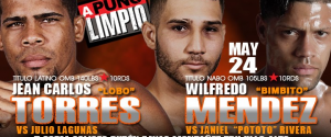 "PR BEST BOXING PROMOTIONS ""A PUÑO LIMPIO"" RESULTS"