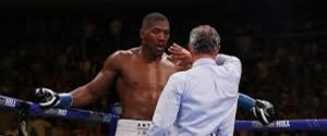 Joshua, Never Underestimate Your Opponent, Ringside Lessons of a Lifetime