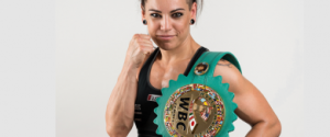 Eva Wahlstrom Defends her WBC Super Featherweight Title Against Yareli Larios in Las Vegas