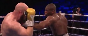 REAL COMBAT MEDIA UK: Daniel Dubois KOs Nathan Gorman & Joe Joyce Decisions Jennings