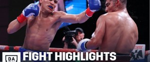Vergil Ortiz Stops Antonio Orozco in Grand Prairie, Texas – Video Highlights