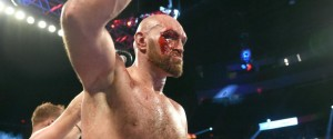 50 Stitches! Bloody Tyson Fury Decisions Wallin in 12, Injury Will Delay Wilder Rematch – Video Highlights