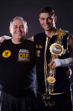 UK BOXING: BRIAN 'THE LION' ROSE INTERVIEW BY PETER MANN