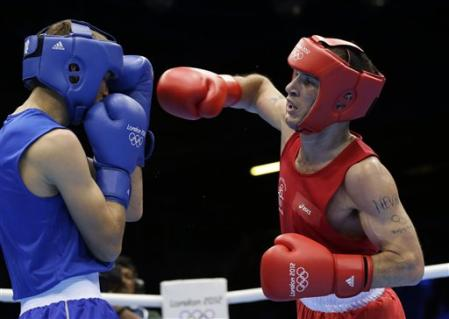 TEAM GB AND IRELAND OFF TO A FLIER IN OLYMPICS