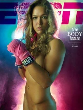 Ronda Rousey vs. Sarah Kaufman Episode 1 & 2