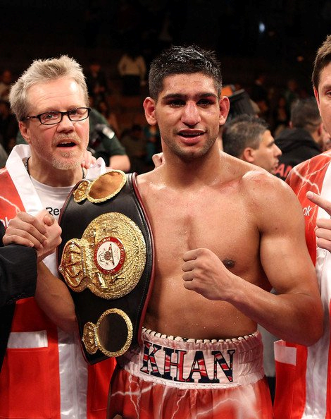 IS THIS THE END FOR KHAN AND ROACH? AND WHAT'S NEXT FOR KHAN?