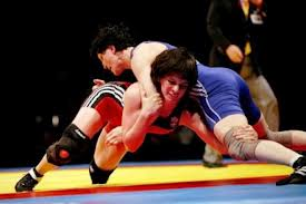 RCMGreece Boxing/MMA: Wrestling,In the 3 best Wrestling athletes in the world  Greek athlete Maria Prevolaraki.