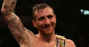 Anderson stops Reid: Takes British 160lb title