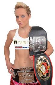 RCMGreece Boxing/MMA: Iron Barbie Pantazi vs Cristy Ooms Oct.6th