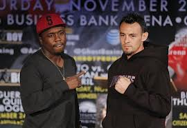 ROBERT GUERRERO VS. ANDRE BERTO MEDIA CALL