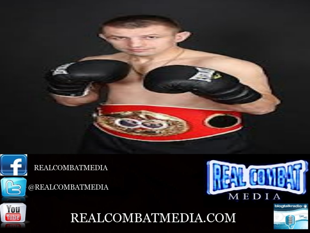 Tomasz Adamek Speaks to Real Combat Media Radio