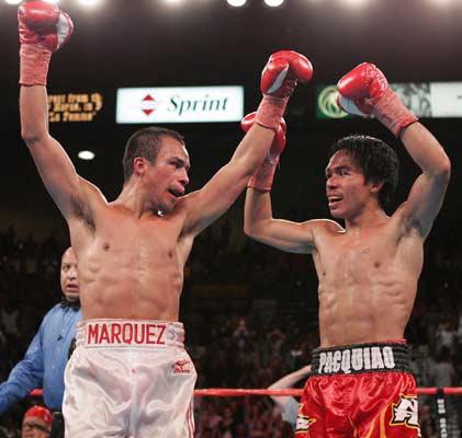 Pacquiao vs. Marquez 4 – Juan Manuel Marquez (Media Call)