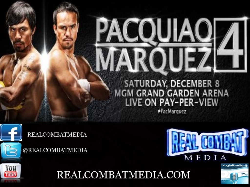 PACQUIAO – MÁRQUEZ 4 SELLS OUT