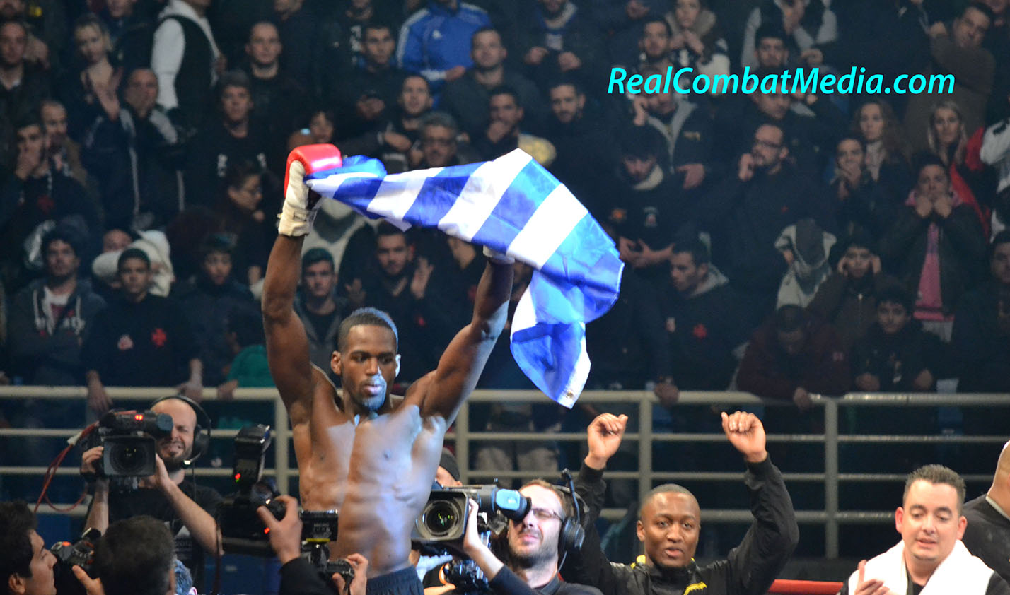 RCMGreece Boxing/MMA: Murthel Groenhart  K-1 World Max Finals Champion!