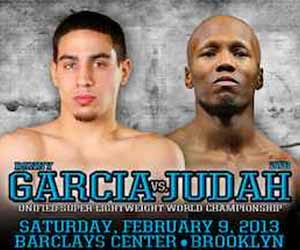 RCMGreece Boxing/MMA: Garcia vs Judah on Feb 9 Showtime Teaser
