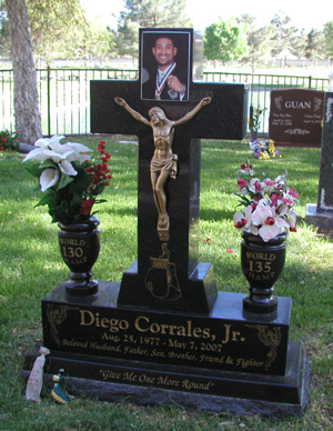 Say A Prayer For Diego Chico Corrales