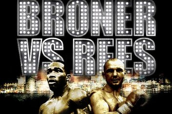 Broner set to face Rees, a lamb headed to slaughter