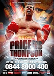 David Price Versus Tony Thompson Heavyweight Fight Preview