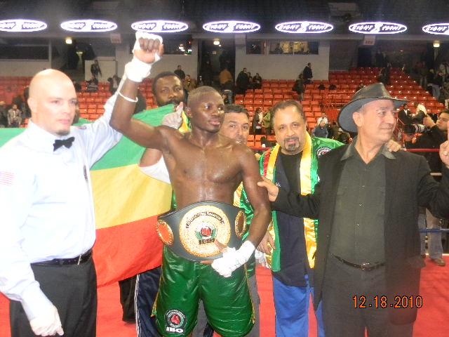 Osumanu Adama Versus Grady Brewer WBC Continental Americas Fight Preview