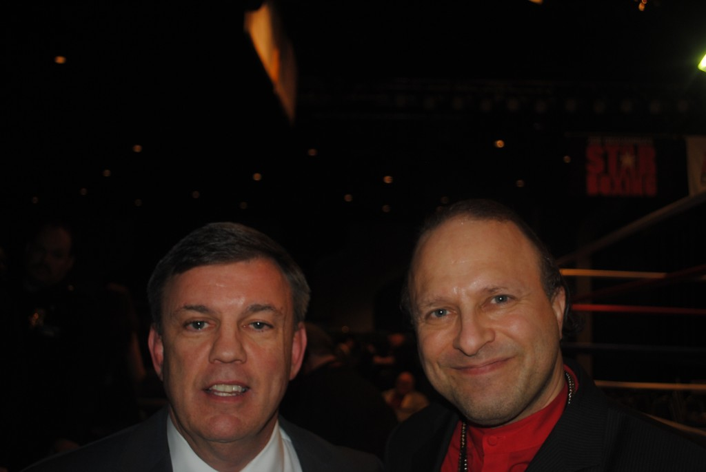 Teddy Atlas and The Meaning on Consistency